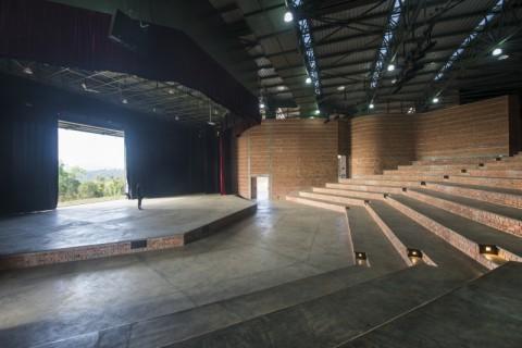 Auditorium with a purpose