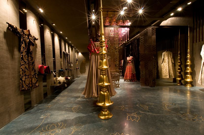 Designing Grandeur Shop Boutique Interior Design And Decoration Ideas Design Owl